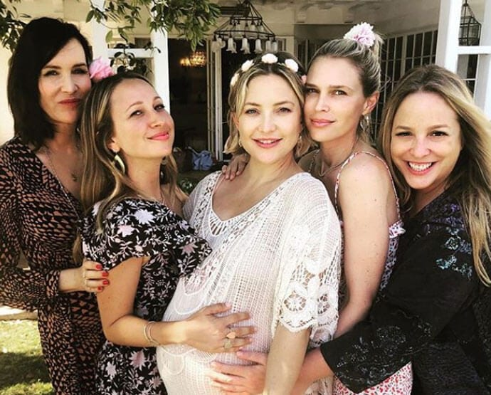 Kate Hudson pokazała zdjęcie z Baby Shower!
