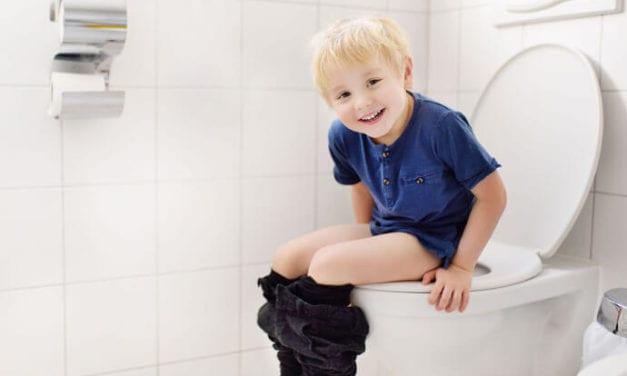 Nauka samodzielnego korzystania z toalety