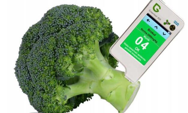Greentest – poznaj szokującą prawdę o owocach i warzywach