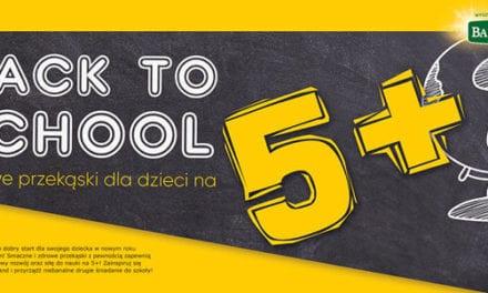 Zdrowy powrót do szkoły – dieta dziecka na 5+!