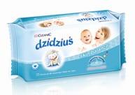 Kosmetyki do pielęgnacji niemowląt CLEANIC Kindii
