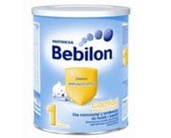 Bebilon Comfort – komfort dla małego brzuszka