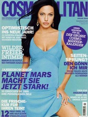 Angelina na gali Vital Voices