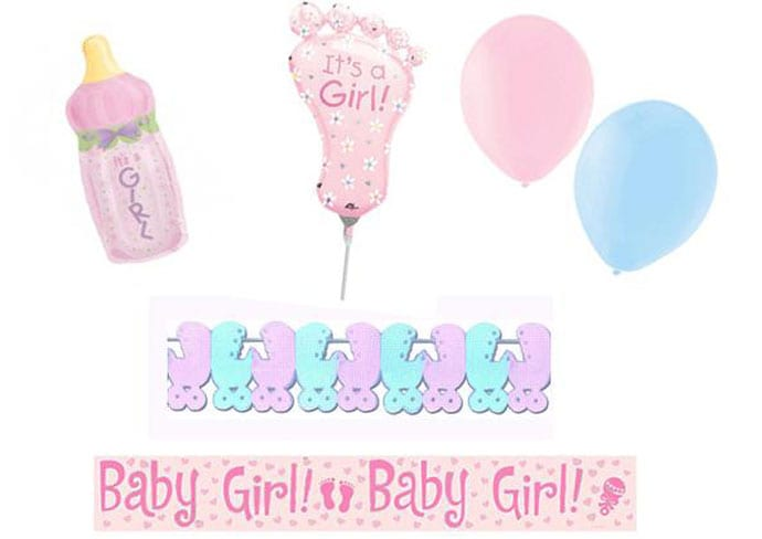 Dekoracje na Baby Shower – dekoracje oraz akcesoria które uświetnią przyjęcie przyszłej mamy.