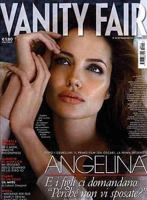 Angelina Jolie trzyma  kciuki za Brada