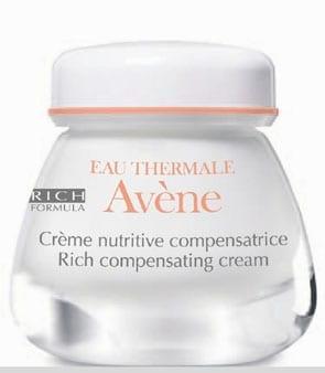 Wzbogacony krem odżywczy Avene