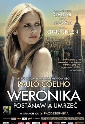 """Wygraj bilet do kina na film """"Weronika postanowiła umrzeć"""""""