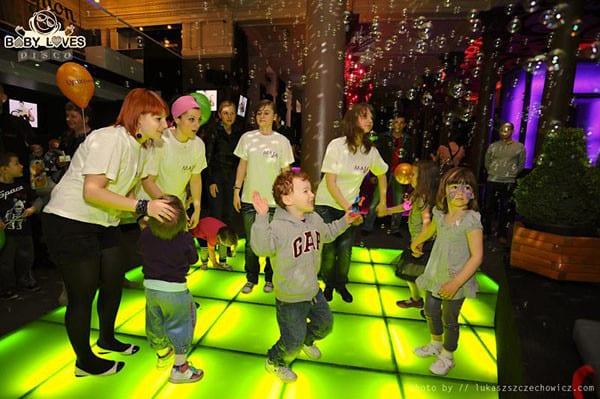 Baby Loves Disco w stylu Eco – zobacz jak się bawiliśmy