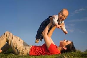 Karmienie piersią sposobem na grzeczne dziecko?