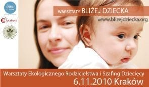 Ekologiczne rodzicielstwo w Krakowie