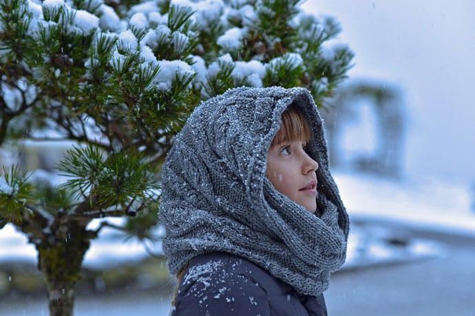 Jak dbać o zdrowie dziecka zimą?