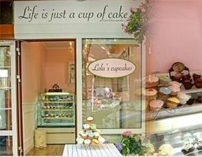 Polecamy Lola's cupcakes