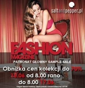 Designer Sample Sale w saltandpepper.pl