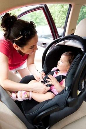 Bezpieczeństwo dziecka w podróży