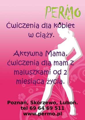 Permo – zajęcia dla kobiet w ciąży i aktywna mama.