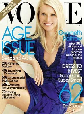 Gwyneth Paltrow opowiada o macierzyństwie