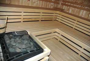 Sauna fińska i parowa