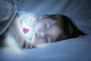 Lampka przytulanka  do snu