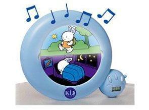 Kid Sleep – regulator snu dziecka + lampka + zegar 3 w 1 Nowość !!!