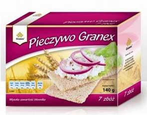 Pieczywo 7 zbóż Granex