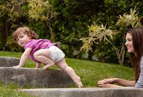Pampers wspiera chęć zabawy każdego dziecka