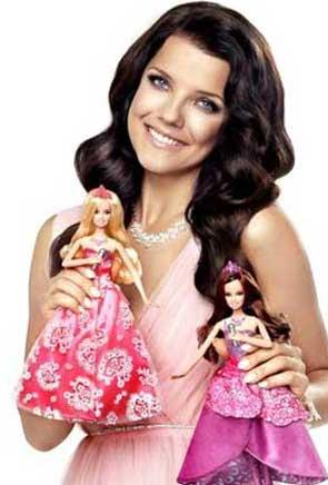 Joasia Jabłczyńska twarzą Barbie