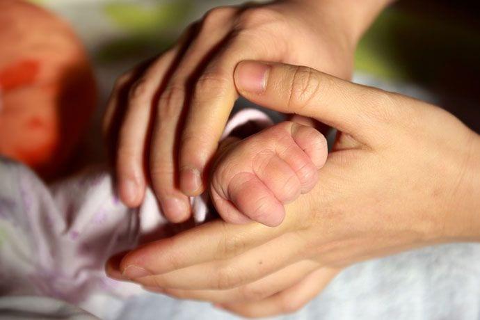 Baby blues po porodzie