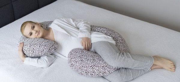 Kojec -  rewolucyjna poduszka na dobry sen w ciąży