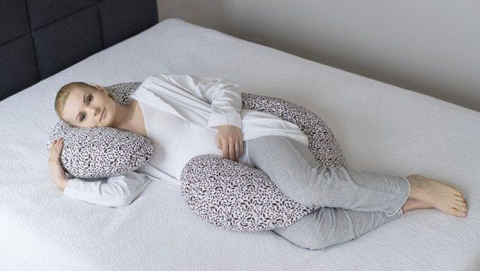 Kojec –  rewolucyjna poduszka na dobry sen w ciąży