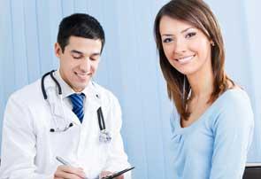Pierwsza wizyta u ginekologa podczas ciąży