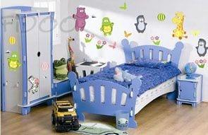 Wesoły pokój maluszka