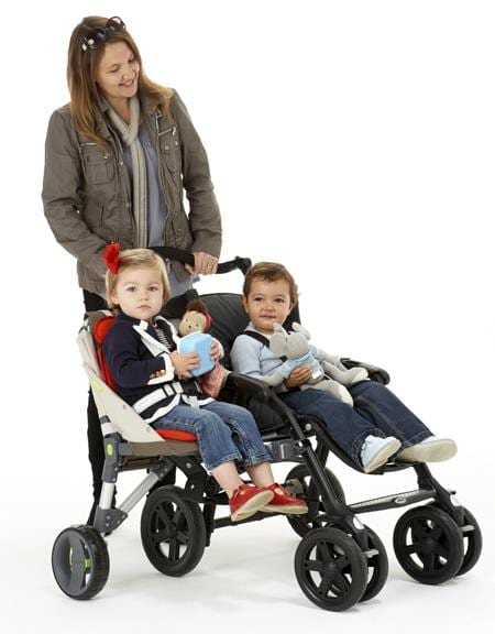 dostawka do wózka dziecięcego