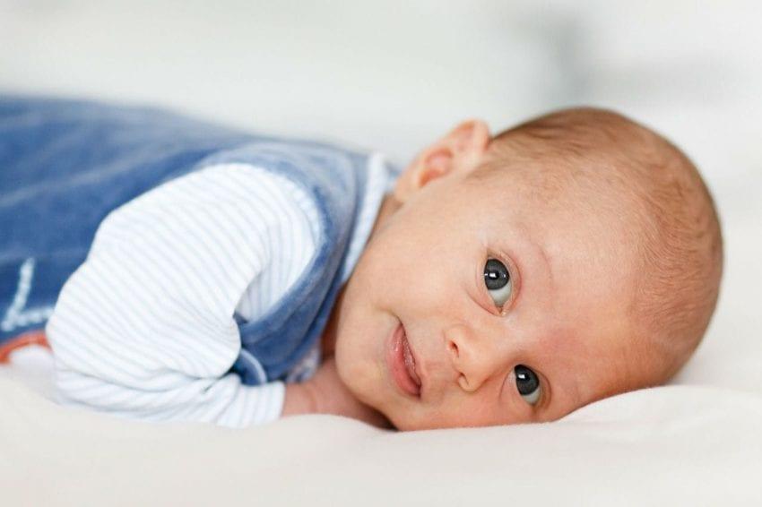 Niepokojące zachowania niemowląt