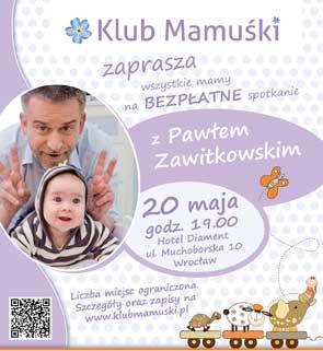 Spotkanie z Pawłem Zawitkowskim we Wrocławiu