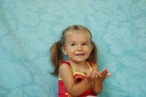 Język migowy dla niemowląt