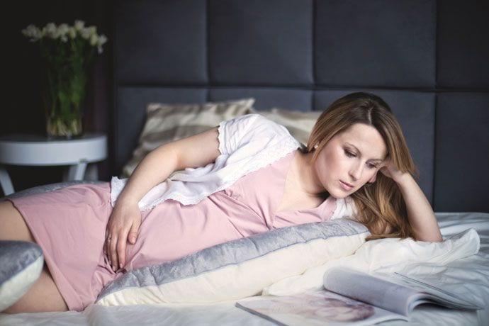 Recenzja – Poduszka ciążowa Poofi