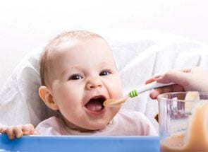 Zasady dobrego odżywania dziecka
