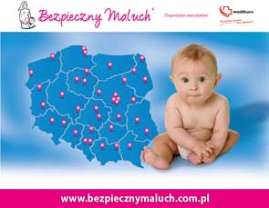 Kampania Bezpieczny Maluch edycja 2014