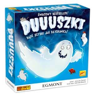 Gra rodzinna Duuuszki wyd. Egmont
