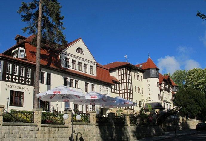 Reportaż – majowy weekend  w  Hotelu Bukowy Park w Polanicy-Zdrój