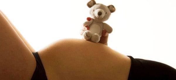 Pierwsze ruchy dziecka