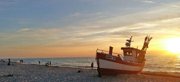 Reportaż - Wakacyjny wyjazd nad morze do Delfin Medical Spa & Wellness w Dąbkach