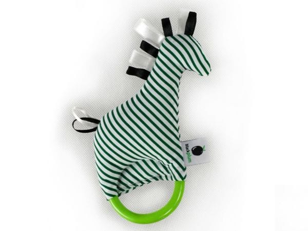 Radosna Zebra Black Plum
