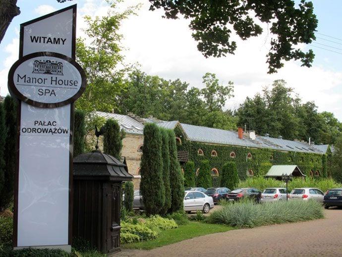 Reportaż – letni weekend w Manor House Spa w Chlewiskach