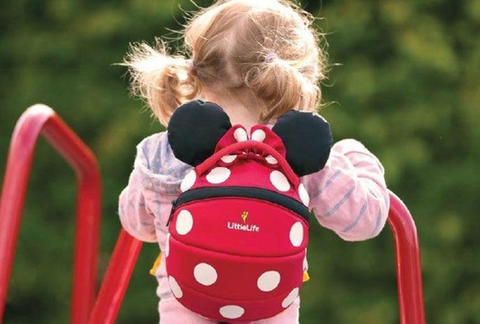 Plecak dla maluszka z ulubioną postacią z bajki
