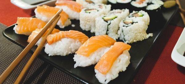 Sushi w ciąży - czy jest  bezpieczne?
