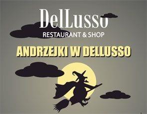 Andrzejkowa impreza w restauracji Dellusso