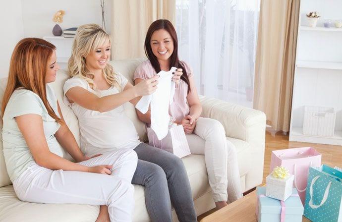 Baby shower, czyli bociankowe – przyjęcie na cześć mamy i dziecka