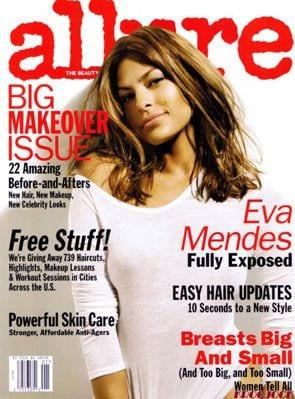 Eva Mendes o macierzyństwie