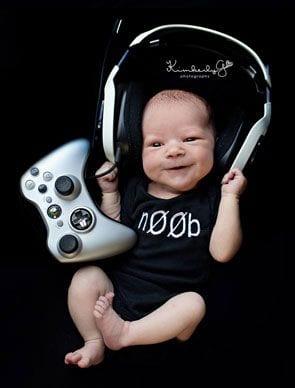 Sesje zdjęciowe noworodków